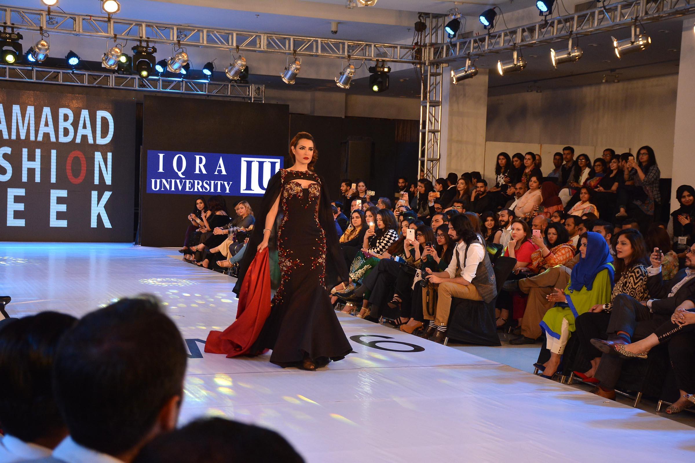 Fashion Show 32 Iqra University Islamabad Campus
